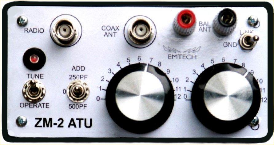 ZM 2 Antenna Tuner